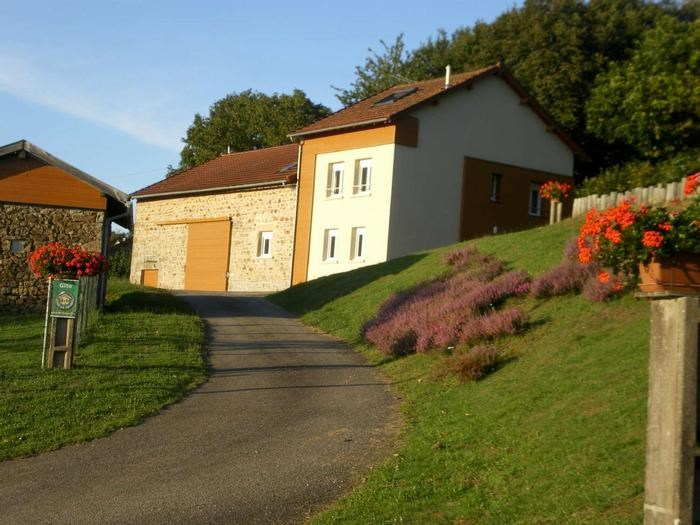 Holiday rentals Bujaleuf - House - 8 persons - BBQ - Photo N° 1