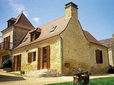 Location vacances Saint-Crépin-et-Carlucet -  Appartement - 3 personnes - Barbecue - Photo N° 1