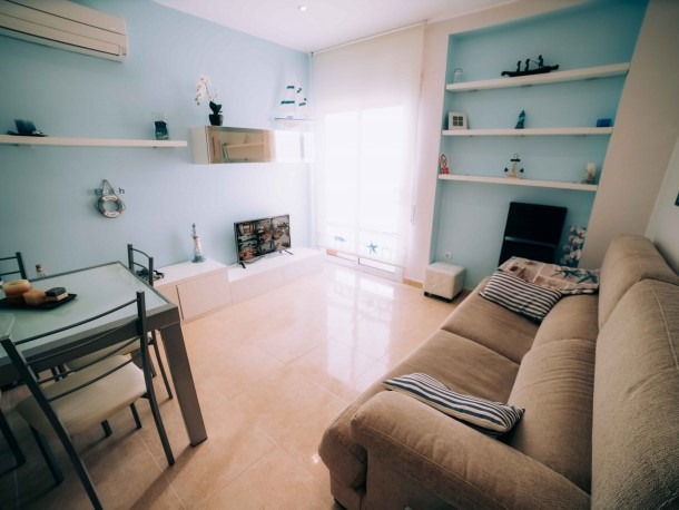 Location vacances Calonge -  Appartement - 4 personnes - Télévision - Photo N° 1