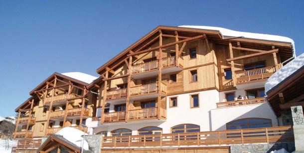Location vacances Hauteluce -  Appartement - 6 personnes - Billard - Photo N° 1