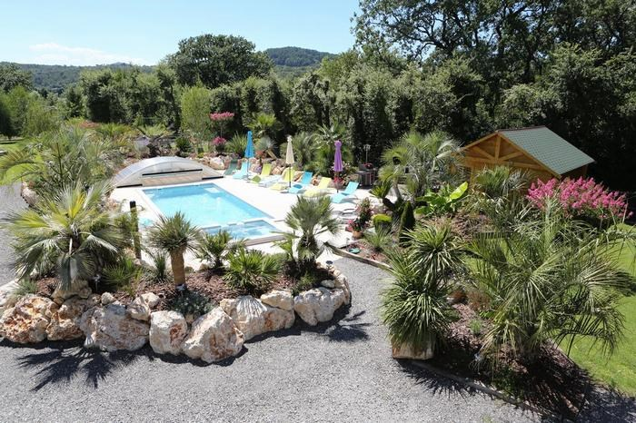 Location vacances Anduze -  Maison - 10 personnes - Barbecue - Photo N° 1