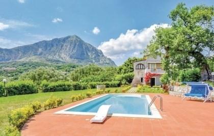 Location vacances San Giovanni a Piro -  Maison - 12 personnes - Télévision - Photo N° 1