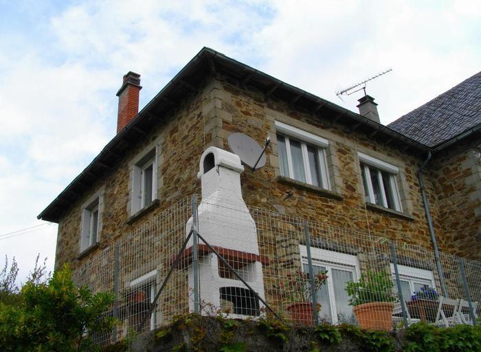Maison pour 7 pers. avec internet, Moyrazès