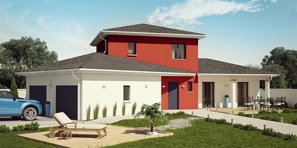 Maison  5 pièces + Terrain 1780 m² Les Abrets par DEMEURES CALADOISES