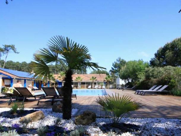 Location vacances Ondres -  Maison - 6 personnes - Salon de jardin - Photo N° 1