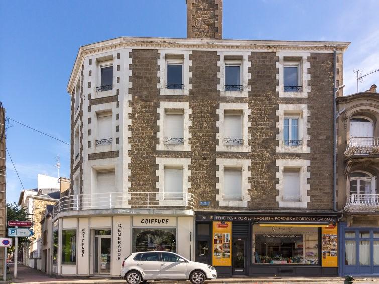 Appartement pour 6 à Dinard