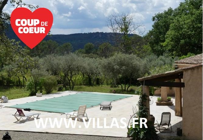 Location vacances Salernes -  Maison - 8 personnes - Barbecue - Photo N° 1