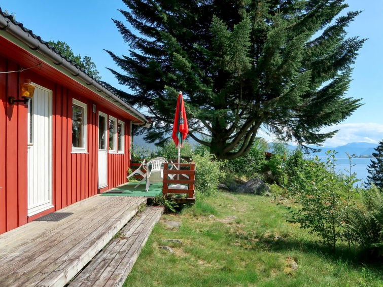 Location vacances Balestrand -  Maison - 4 personnes -  - Photo N° 1