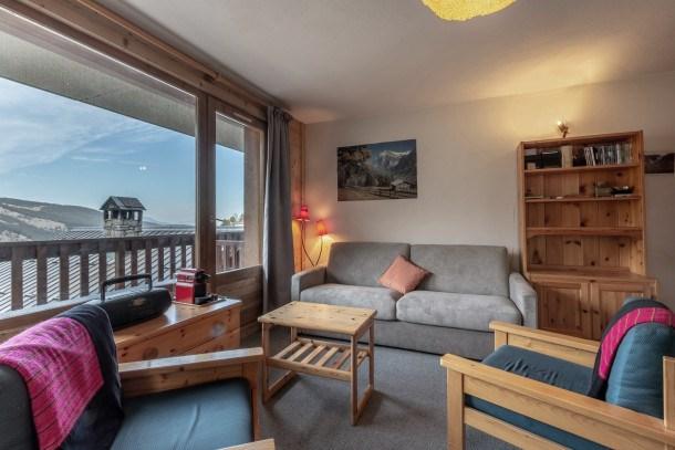 Location vacances Les Allues -  Appartement - 8 personnes - Local ski - Photo N° 1
