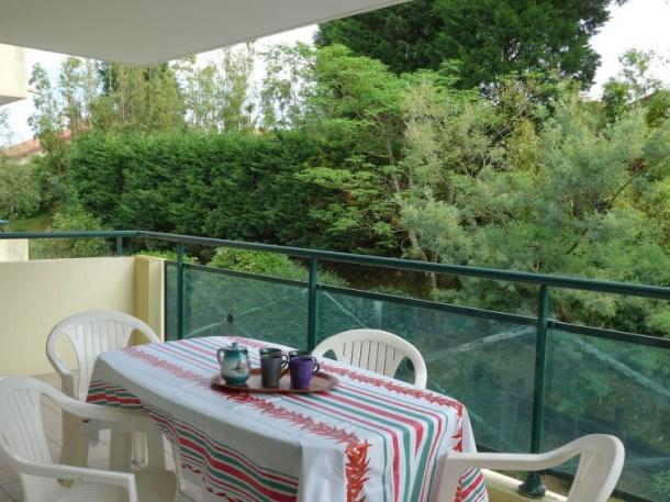 Location vacances Anglet -  Appartement - 4 personnes - Télévision - Photo N° 1