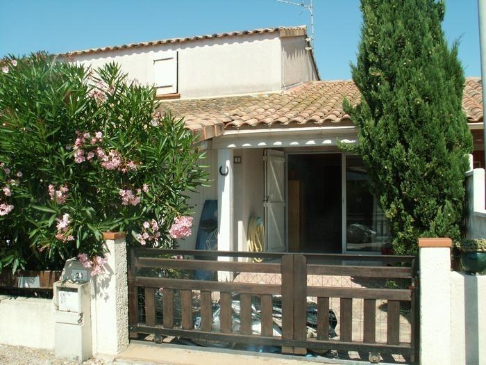 Villa pour 6 pers. avec piscine, Sainte-Marie-la-Mer