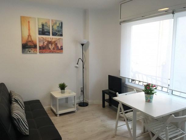 Location vacances Blanes -  Appartement - 2 personnes - Télévision - Photo N° 1
