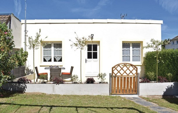 Location vacances Grandcamp-Maisy -  Maison - 4 personnes - Barbecue - Photo N° 1