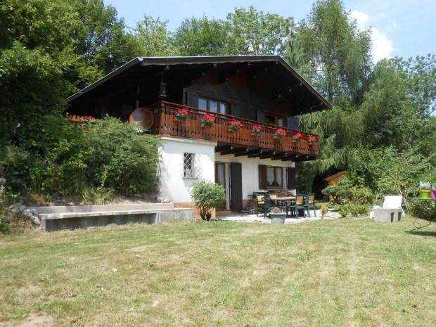 Location vacances Soultzeren -  Gite - 6 personnes - Barbecue - Photo N° 1