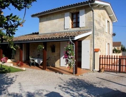 Location vacances Prignac-et-Marcamps -  Maison - 4 personnes - Barbecue - Photo N° 1
