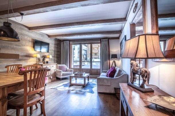 Location vacances Val-d'Isère -  Appartement - 4 personnes - Lecteur DVD - Photo N° 1
