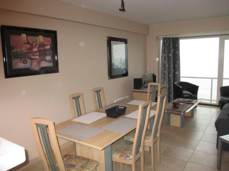 Appartement te Middelkerke, Zeedijk 120 te huur
