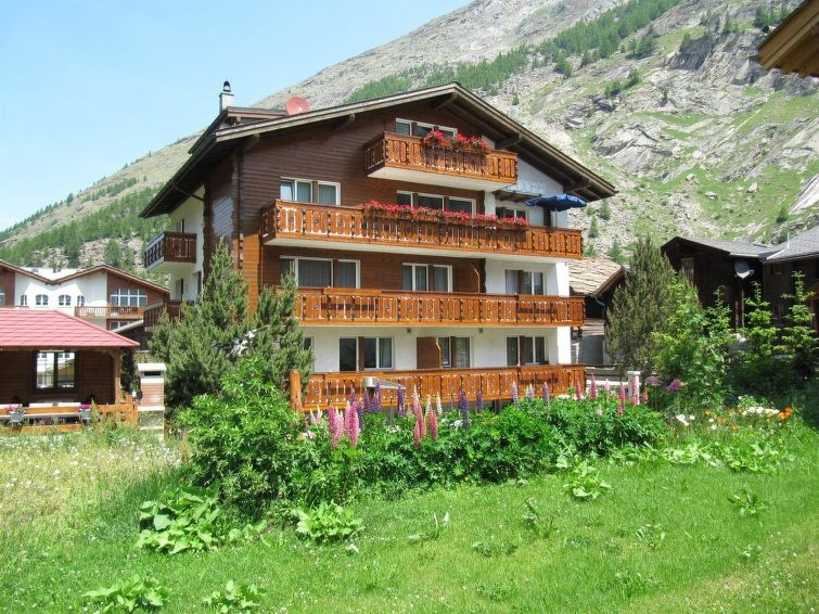 Location vacances Saas-Almagell -  Appartement - 5 personnes -  - Photo N° 1