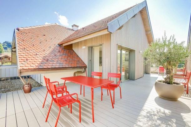 Location vacances Menthon-Saint-Bernard -  Appartement - 4 personnes - Télévision - Photo N° 1