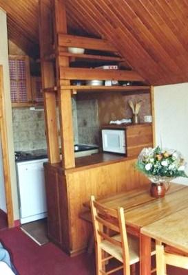 Location vacances Saint-Michel-de-Chaillol -  Appartement - 4 personnes - Barbecue - Photo N° 1