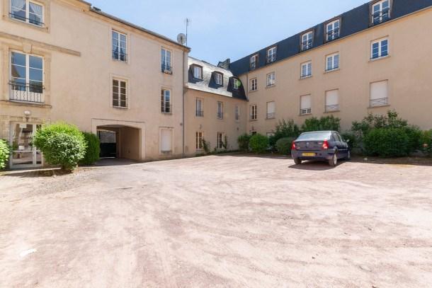 Location vacances Bayeux -  Appartement - 4 personnes - Télévision - Photo N° 1