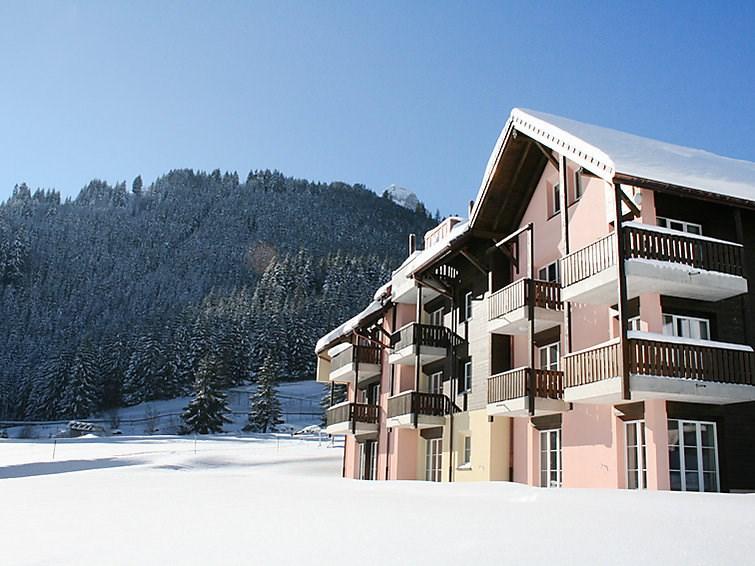 Appartement pour 4 personnes à Moléson-sur-Gruyères