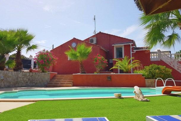 Location vacances Roquebrune-sur-Argens -  Maison - 12 personnes - Barbecue - Photo N° 1