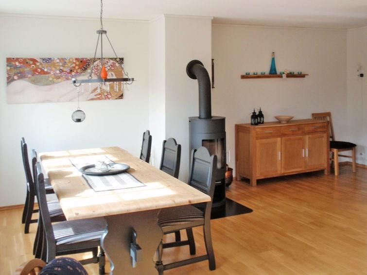 Appartement pour 6 à Røldal