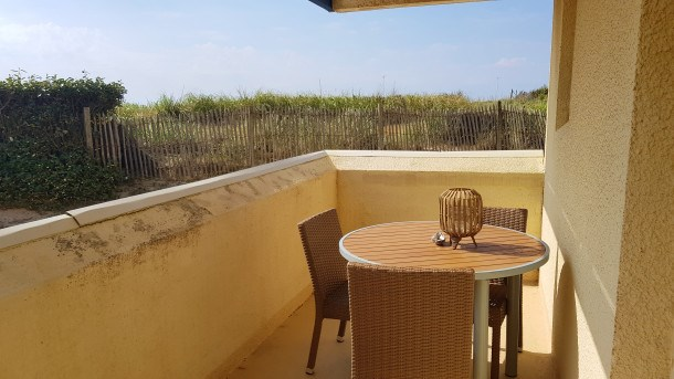 Location vacances Lacanau -  Appartement - 4 personnes - Chaise longue - Photo N° 1