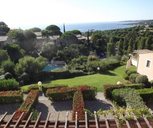 La Nartelle vue imprenable sur golfe de St Tropez