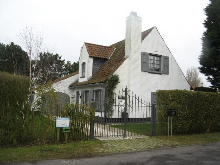 Magnifique villa à Saint-Idesbald