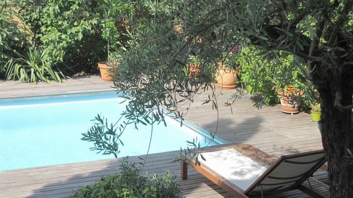 piscine villa mandarine