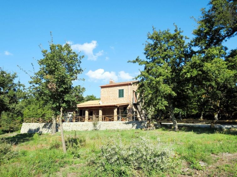 Appartement pour 4 personnes à Lago di Bolsena