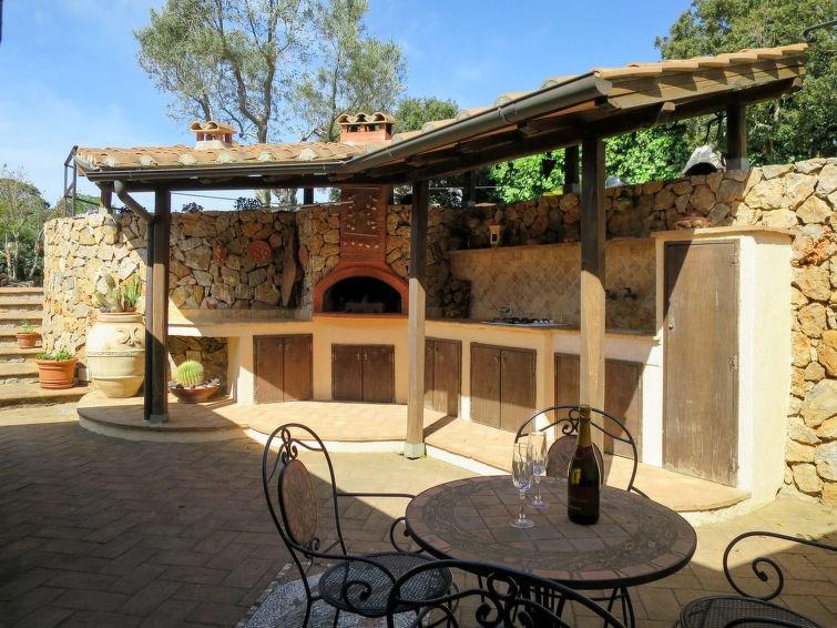 Location vacances Monte Argentario -  Maison - 8 personnes -  - Photo N° 1