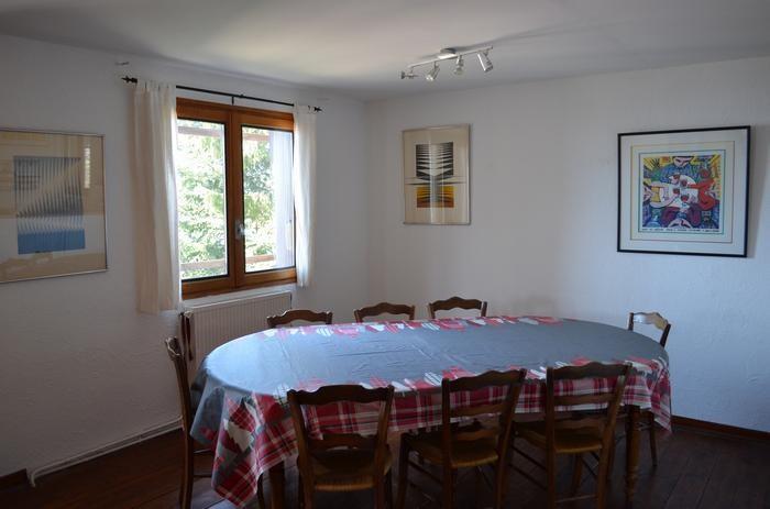Location vacances Font-Romeu-Odeillo-Via -  Appartement - 8 personnes - Jardin - Photo N° 1