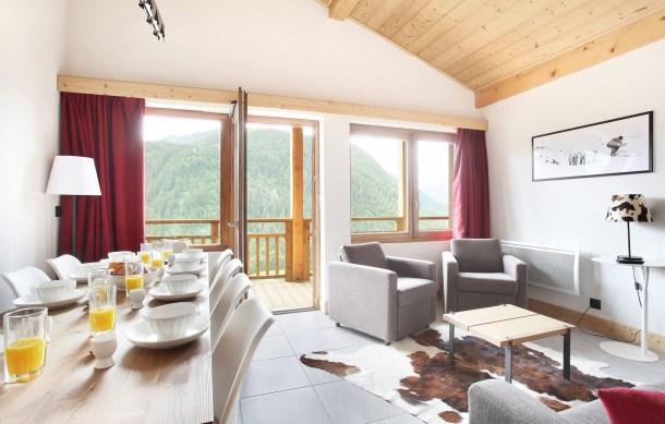 Location vacances Châtel -  Appartement - 4 personnes - Congélateur - Photo N° 1