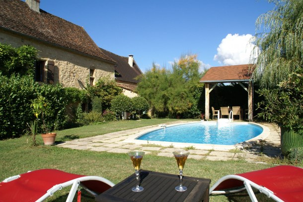 Location vacances Saint-Jory-las-Bloux -  Maison - 6 personnes - Barbecue - Photo N° 1