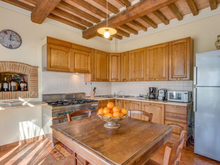 Maison pour 15 à Castiglion Fiorentino