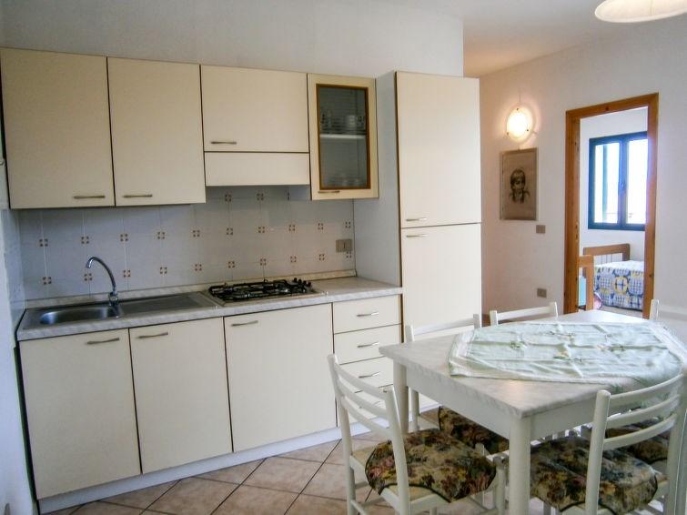 Appartement pour 3 personnes à Badesi