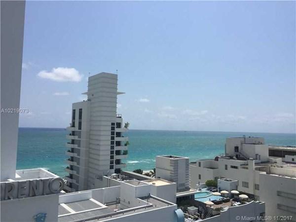 Vente Appartement 3 pièces 91m² Miami Beach