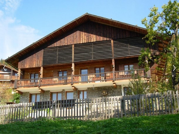 Location vacances Le Grand-Bornand -  Appartement - 4 personnes - Barbecue - Photo N° 1