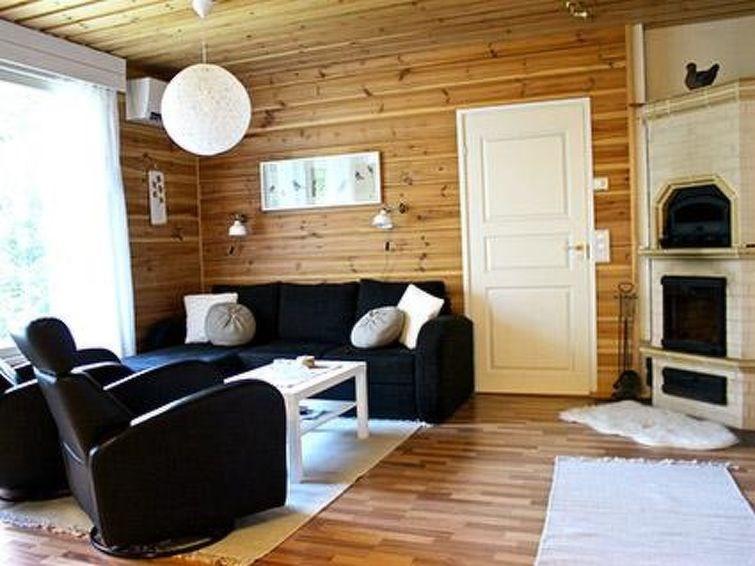 Studio pour 3 personnes à Padasjoki