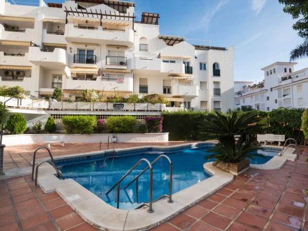 Location vacances Torremolinos -  Appartement - 7 personnes - Télévision - Photo N° 1