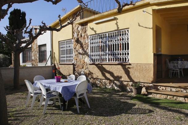 Location vacances Torredembarra -  Maison - 6 personnes - Télévision - Photo N° 1