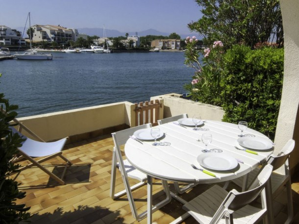 Location vacances Saint-Cyprien -  Appartement - 6 personnes - Barbecue - Photo N° 1