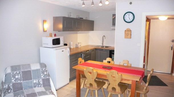 Location vacances Bonneval-sur-Arc -  Appartement - 5 personnes - Télévision - Photo N° 1