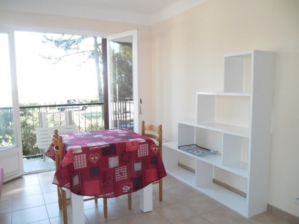 Location vacances Argelès-sur-mer -  Appartement - 3 personnes - Télévision - Photo N° 1