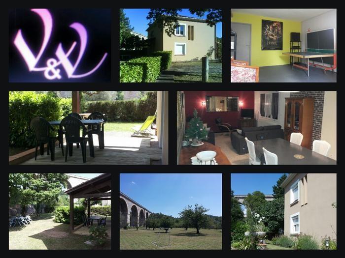 Villa à BEDARIEUX
