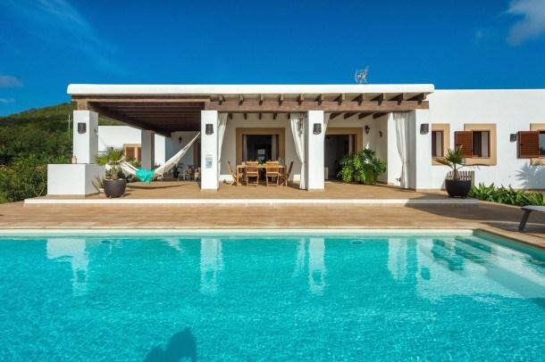 Location vacances Ibiza -  Maison - 6 personnes - Barbecue - Photo N° 1