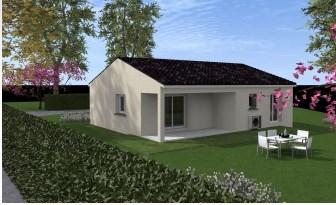 Maison  3 pièces + Terrain 275 m² Cléon-d'Andran par MAISON IDEALE 26